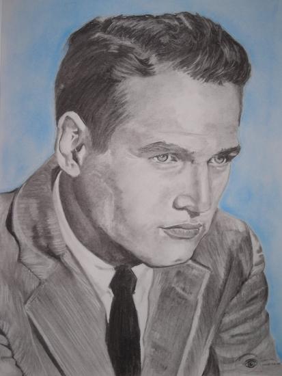 Paul Newman by jeanz